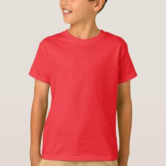 子供の基本的なHanes Tagless ComfortSoft®のTシャツ Tシャツ