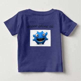 子供の安全 ベビーTシャツ