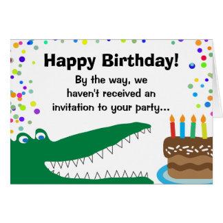 子供の小児科の医学の歯科忍耐強い誕生日 カード