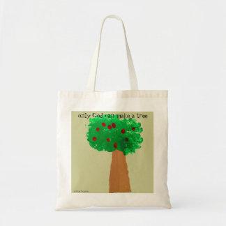 子供の木のスケッチ トートバッグ