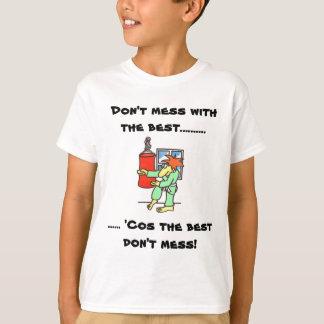 子供の武道のTシャツ(アンチいじめっ子) Tシャツ