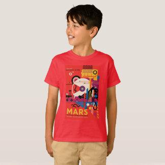 子供の火星のTシャツ Tシャツ