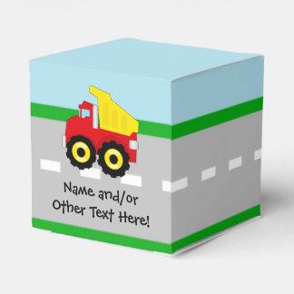 子供の男の子の建築Dumptruck フェイバーボックス