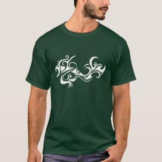 子供の種族の入れ墨 Tシャツ