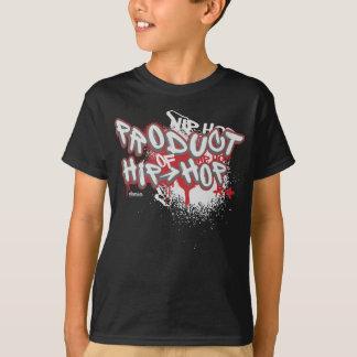 子供の落書き: ヒップホップStreetwearのプロダクト Tシャツ