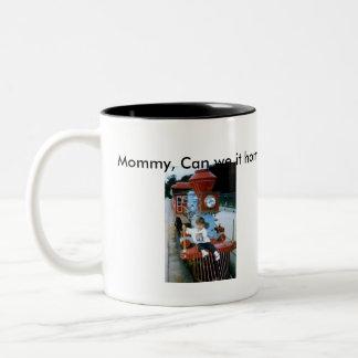 子供の記憶 ツートーンマグカップ