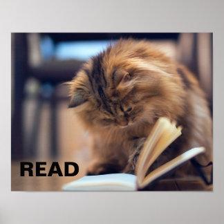 子供の読み書き能力を支える読書ポスター ポスター