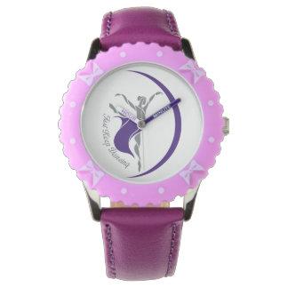子供の調節可能なAloueのダンスの腕時計 腕時計
