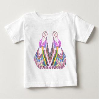 子供の選択-モンスター、勝者、ダンサー、漫画 ベビーTシャツ