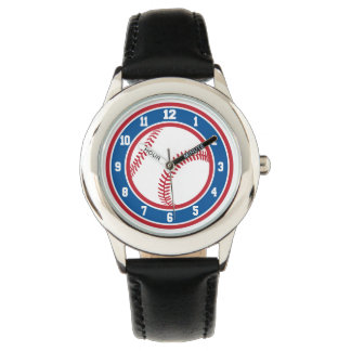 子供の野球の腕時計 腕時計