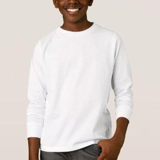 子供の長い袖T Tシャツ