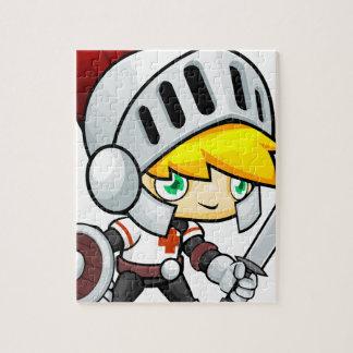 子供の騎士 ジグソーパズル