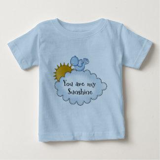 子供の鳥日曜日私の日光です ベビーTシャツ