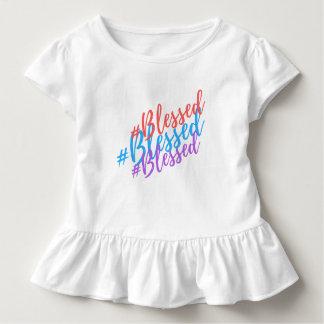 子供の#Blessed Tシャツ