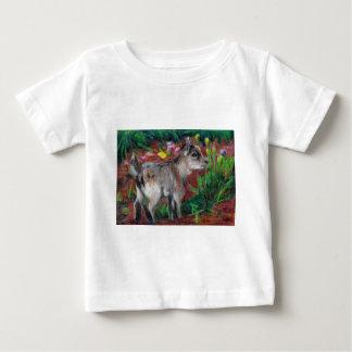 子供のaceoの乳児のTシャツ ベビーTシャツ