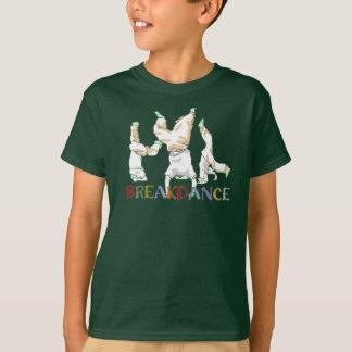 子供のBreakdanceのTシャツ Tシャツ