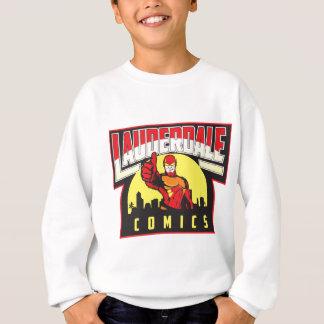 子供のEcoSmart LCの役人のロゴ スウェットシャツ