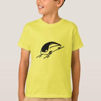 子供のHANES COMFORTSOFTのTシャツ-ハンサムな車 Tシャツ