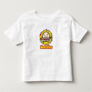 子供のNeuroticoの泣き虫のTシャツ トドラーTシャツ