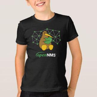 子供のOpenNMSの#monitoringloveのTシャツ Tシャツ