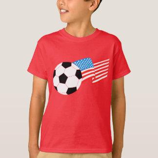 子供のTシャツ: サッカー Tシャツ