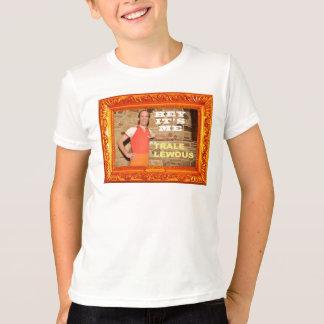 子供のTrale LewousのTシャツ Tシャツ