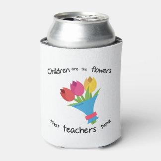 子供は花のクーラーボックスです 缶クーラー