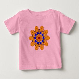子供へ世界 ベビーTシャツ