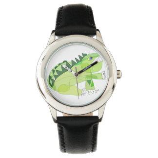 子供へ新生児のドラゴンの腕時計 腕時計