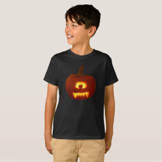 子供へ私のカボチャワイシャツ Tシャツ