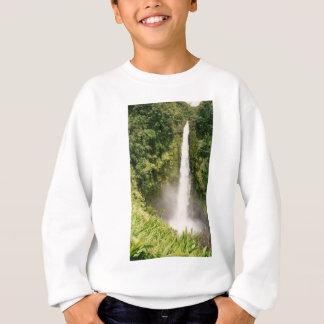 子供- 「Akakaの滝、HI スウェットシャツ
