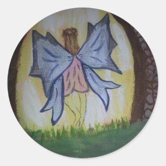 子供Fairy.jpg ラウンドシール