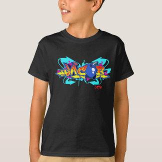 子供Streetwear: ヤコブの落書き Tシャツ