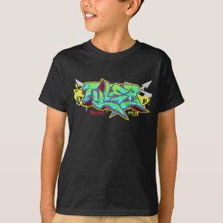 子供Streetwear: Tylerの落書き Tシャツ