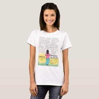 子宮内膜症 Tシャツ
