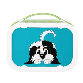 子犬のお弁当箱 ランチボックス