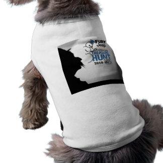 子犬のための2010年のセントポールの開拓者の出版物の宝捜し ペット服