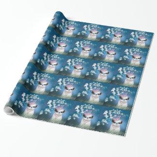 子犬のプリンセス 包み紙
