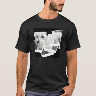 子犬のマルタのジェイクスのヴィンテージの一見 Tシャツ