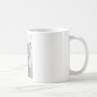 子犬の巨匠 コーヒーマグカップ