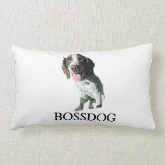 子犬の枕 ランバークッション
