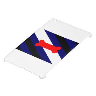 子犬の演劇のプライドの旗の箱の精通したiPad Miniケース iPad Miniカバー