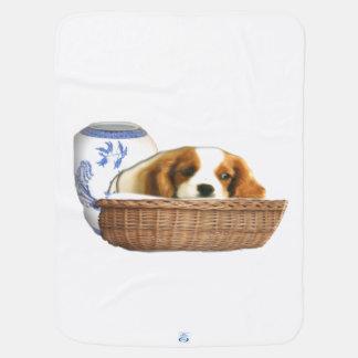 子犬の芸術プロダクト ベビー ブランケット