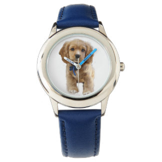 子犬の芸術 腕時計