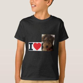 子犬のchulo tシャツ