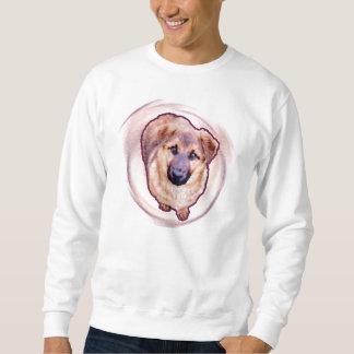 子犬 スウェットシャツ