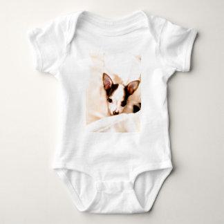 子犬 ベビーボディスーツ