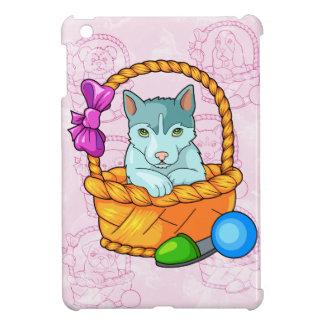 子犬 iPad MINI カバー