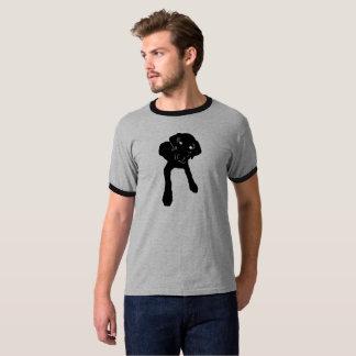 子犬 Tシャツ