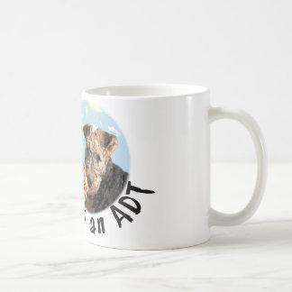 子犬ADTのマグを愛して下さい コーヒーマグカップ